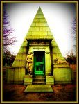 Photo By Dawn DuBois taken at Graceland Cemetery Chicago, IL