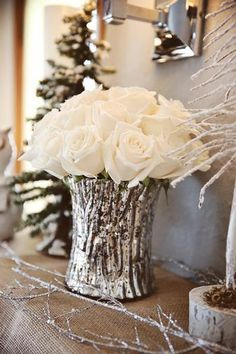 Hostess with the Mostess® - Baby is Cold Outside | A Winter Wonderland Party for Twins