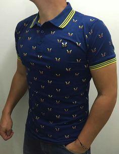 372bba474b0e1 14 mejores imágenes de Camiseta tipo polo coleccion septiembre tela ...