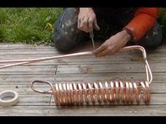 Ep 5: Fabriquer son chauffe eau / Homemade water heater