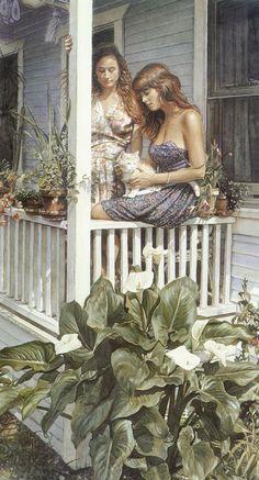Remembering Steve Hanks, the Master of Watercolor   Tutt'Art@   Pittura * Scultura * Poesia * Musica  