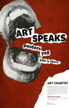 Art Chantry Poster - Clubhouse Creative