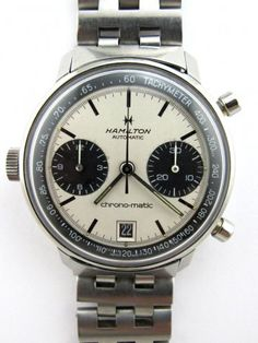 Hamilton Chrono-Matic cal. 11 Chronograph c. 1970