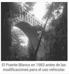 Puente Blanco, Quebradillas