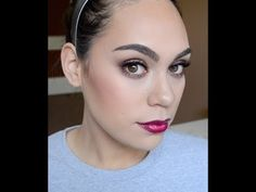 ▶ Valentines Night makeup:) *TOO FACED CHOCOLATE BAR PALETTE* - YouTube