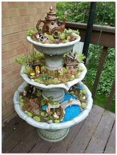 50 Magical And Best Plants DIY Fairy Garden Ideas 30