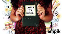 Czym jest dziennik? To pierwsza książka z serii bestsellerów Penguin Books, które podbiły światowy rynek wydawniczy autorstwa Keri Smith - uznanej artystki, plastyczki, myślicielki, współpracującej z największymi międzynarodowymi magazynami. #ZniszczTenDziennik #WreckThisJournal