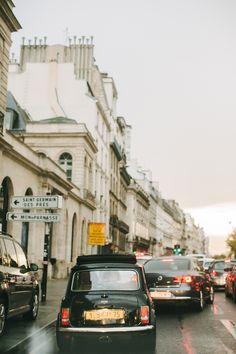 Can we tag along on the streets of Paris?