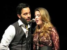 Ramin Karimloo and Maddy Jarmon - A Little Fall Of Rain (Live) Les Miserables 12/12/12 BEAUTIFUL!!