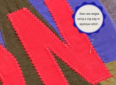 How to Use Fusible Web for Appliqué | Sew Mama Sew | Outstanding sewing, quilting, and needlework tutorials since 2005.