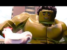 ЛЕГО МСТИТЕЛИ игра 2016   Трейлер   LEGO Marvel's Avengers 2016   Game Trailer - YouTube