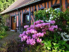 Le Farival - Maison dhôtes et gîte de charme en Normandie - Le Gîte