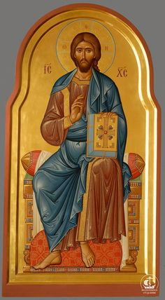 Images Of Christ, Pictures Of Jesus Christ, Religious Icons, Religious Art, Roman Church, Jesus Art, Byzantine Art, Angel Pictures, Orthodox Icons