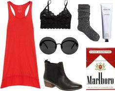 """""""carmen"""" by dustmites ❤ liked on Polyvore"""