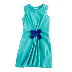Adore the simple style of this easy-wearing tank dress