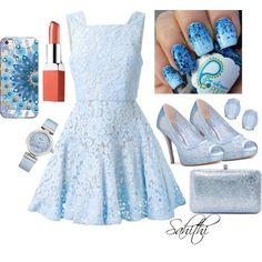 #42 Pastel Lace