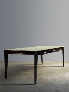 Jean Prouvé,Refectory table - Galerie Downtown