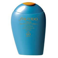 Hot,scorching day? Don't fret.   (Ultimate Sun Protection Lotion SPF 60)  A highly nourishing sunscreen lotion for the face and body that defends against powerful UVA/UVB rays that cause sunburn, cell damage and premature signs of aging. Smoothes on evenly w. no sticky or filmy feeling.