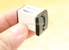 7,91 1:12 Cute Dollhouse Miniature MINI white toaster
