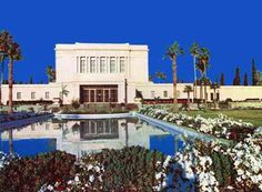 Mesa Arizona - this is the temple that we were married in.