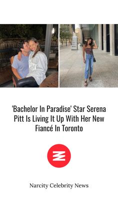 Click here👆👆👆 for the full article! The Bachelor In Paradise, Bachelor Couples, Arie Luyendyk Jr, Rachel Lindsay, Toronto Photos, Gap Teeth, Russian Beauty, Finding True Love