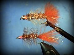 Krystal Woolly Bugger Fly Tying Video Instructions - YouTube