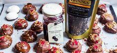 Chocolate, Black Cherry & Assam Tea Cakes