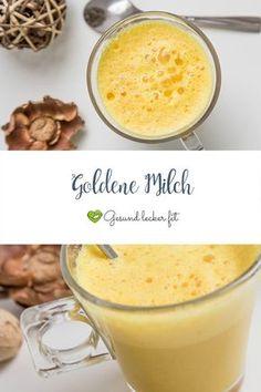 """Lecker und mega gesund: Die Goldene Milch Ich habe es ja letzte Woche auf Facebook schon angekündigt und ich hoffe ihr habt euch fleißig mit Kurkuma eingedeckt. Vor einiger Zeit hatte ich auch schon ein Bild von diesem """"Zaubergetränk"""" gepostet und heute ist es endlich soweit und ich erkläre euch, was es mit der goldenen Milch auf sich hat."""