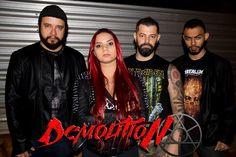 Força Metal BR: Demolition: os EP's em formato físico já chegaram ...