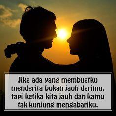 Kata Kata Cinta Couple Quotes Indonesia, Slogan, Love Quotes, Memes, Words, Life, Microsoft Office, Gw, Tattoos