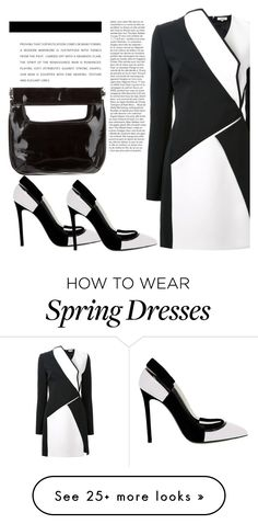 """Untitled #718"" by ainara26 on Polyvore featuring Thierry Mugler, Greymer and…"