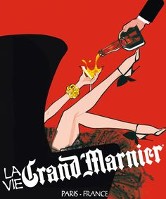 GRAND MARNIER ad by Jordi Labanda, via Behance.  http://www.behance.net/jordilabanda