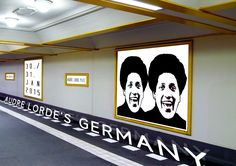 Audre Lorde's Germany  Icon by Kim Everett