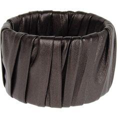 PRADA Bracelet ($95) ❤ liked on Polyvore