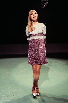 Marianne Faithfull, 1966.