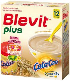367862 Blevit Plus Cola Cao - 700 gr.