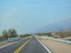 Estado de transitabilidad de las rutas nacionales, a través de la Dirección Nacional de Vialidad (D. N. V.), Ministerio de Transporte de la Nación