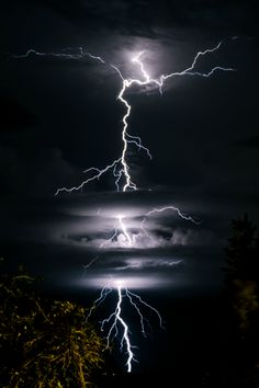 "tulipnight: ""Lightning strike by dgarkauskas """
