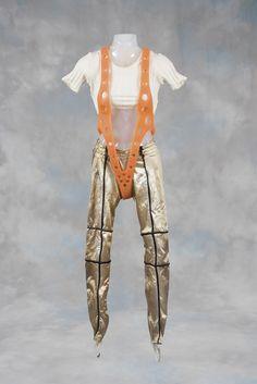 Leeloo's screen-used costume                                                                                                                                                                                 More