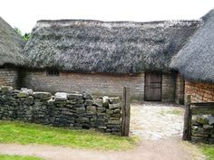 The Byre at Comeston Village.  Reconstruction
