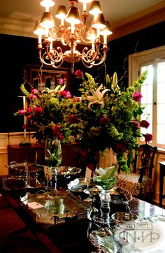 Nell Hills Tablescape