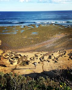 Hanging out making a shadow. Low tide just before 5:00pm yesterday. #PointLonsdale #Victoria #Australia #seeaustralia #exploreaustralia #australiagram #Spring #LuckyCountry #mygtlife by donna_beggs http://ift.tt/1EBJopQ