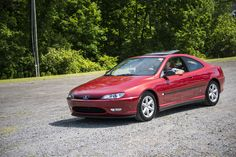Peugeot 406 Coupe, 2000