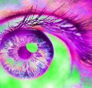 Steve Thorpe - Neon eye