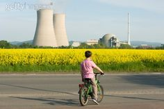 """Just another lovely day at the Nuke plant. LOL (keywords: """"June"""" with one person.)"""