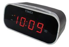 Timex T121B Alarm Clock with 0.7-Inch Red Display (Black) Timex http://www.amazon.com/dp/B00EB209PO/ref=cm_sw_r_pi_dp_Ziv2tb0Q02MF4QA7