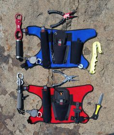 Leg Luggage Kayak Fishing Gear: Keep your tools organized while on the water.