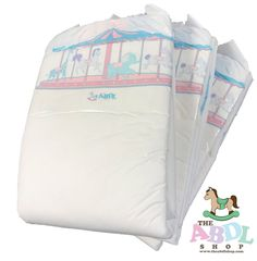 The ABDL Shop - Carousel Diapers