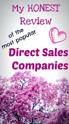 An honest review of direct sales companies. Truth about Multi Level Marketing #plexus #itworks #rodanandfields #limelight #advocare