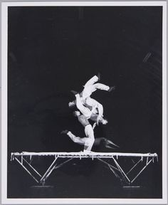 Our trampoline gymnast is quite the force to be reckoned with. Best Trampoline, Backyard Trampoline, Harold Edgerton, Professional Trampoline, Harvard Art Museum, Fitness Photos, Flash Photography, Keep Fit, Regular Exercise